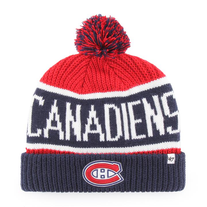 size 40 25cbd e96c4 47 NHL Calgary Cuff Knit Hat | Source For Sports
