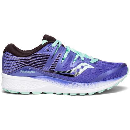 10.5 D Saucony Men/'s Ride ISO Running Shoe US M Blue//White
