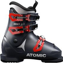 Atomic Hawx 3 Junior Ski Boots - Blue / Red