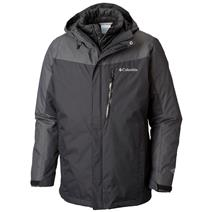Columbia Whirlibird III Men's Interchange Jacket