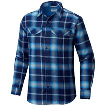 Columbia Silver Ridge Men's Flannel Long Sleeve Shirt