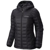 Columbia Voodoo Falls 590 Turbodown Women's Hooded Jacket
