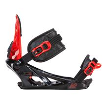 K2 Vandal Snowboard Bindings - Black