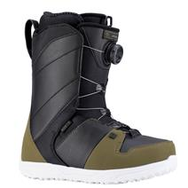 Ride Anthem Men's Snowboard Boots - Olive Black