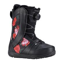 Ride Sage Women's Snowboard Boots - Black Rose