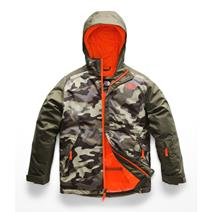 The North Face Brayden Insulated Boy's Jacket