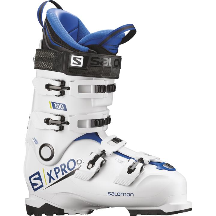 Salomon X Pro 100 Men's Ski Boots White | Source For Sports