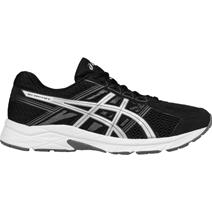 Asics Gel Contend 4 Men's Running Shoes - Black / Silver