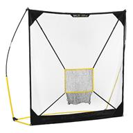 SKLZ Quickster - 7x7' Net With Baseball Target