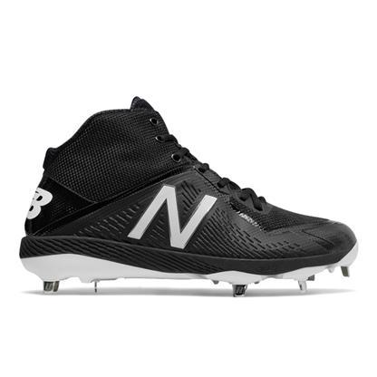 daa8ebe8f5f33 New Balance M4040v4 Mid-Cut Men's Metal Baseball Cleats | Source For ...