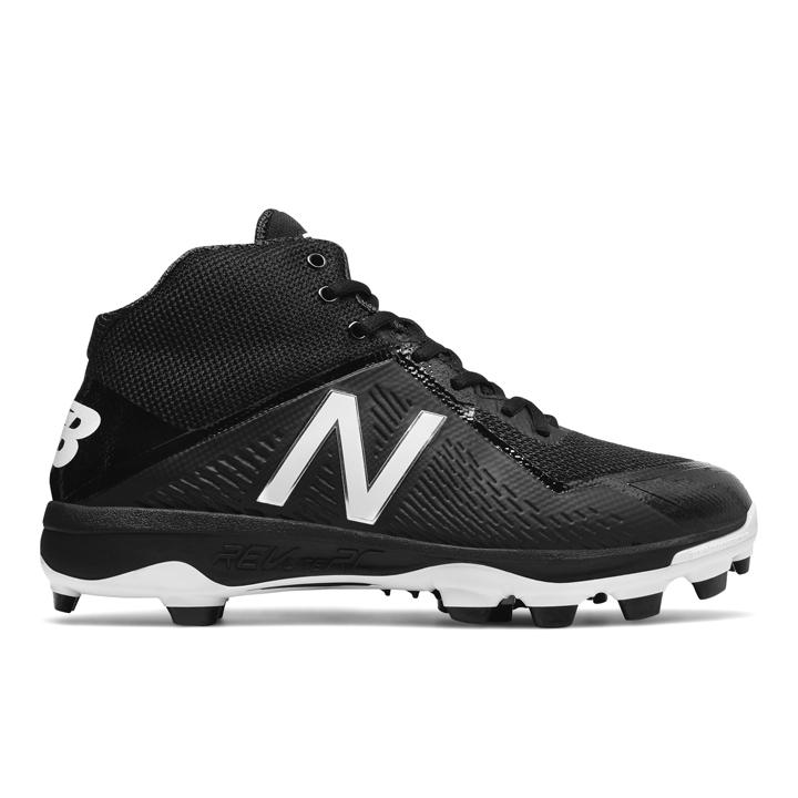 60527e76e New Balance PM4040V4 Mid-Cut Men s TPU Baseball Cleats