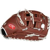 "Rawlings R9 12.5"" Softball First Base Mitt"