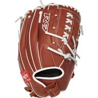 "Rawlings R9 12.5"" Softball Glove"