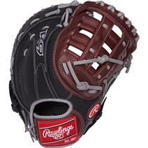 Gant de premier but de baseball R9 12,5 po de Rawlings