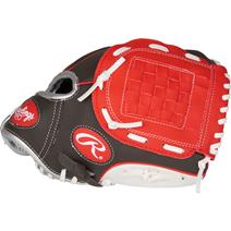 "Rawlings Player's 10"" Baseball Glove"
