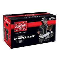 Rawlings Renegade Baseball Catcher's Sets - Ages 15+ Years