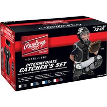 Rawlings Renegade Baseball Catcher's Sets - Ages 12-15 Years