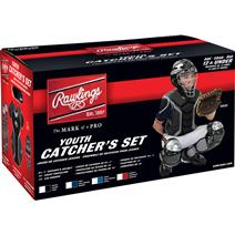 Rawlings Renegade Baseball Catcher's Sets - Ages 12 And Under