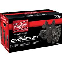 Rawlings Baseball Player's Series Catcher's Set - Ages 9-12