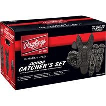 Rawlings Baseball Player's Series Catcher's Set - Ages 9 And Under