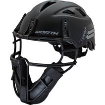 Worth Legit Softball Pitcher's Helmet