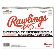 Rawlings Scorebook For Baseball