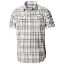 Columbia Silver Ridge 2.0 Multi Plaid Men's Short Sleeve Shirt