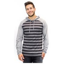 Burnside Long Sleeve Raglan Men's Hoodie