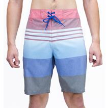 Burnside Cut-N-Sew Men's Boardshorts