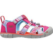 Keen Seacamp II CNX Youth Sandals - Bright Rose/Raya
