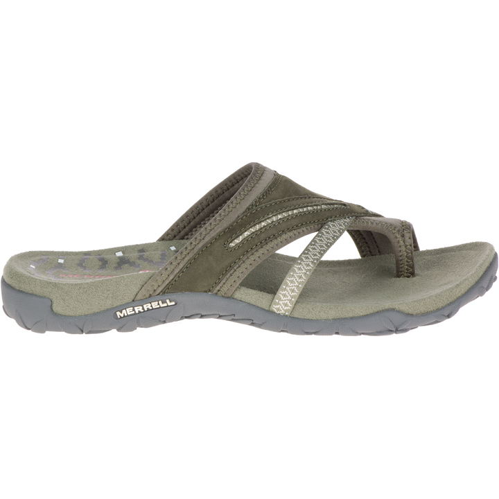 50a52b817beb Merrell Terran Post II Women s Sandals - Dusty Olive