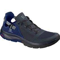 Salomon Techamphibian 4 Men's Shoes - Navy Blazer
