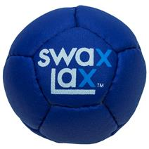 Swax Lax Lacrosse Training Ball - Blue