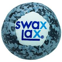 Swax Lax Lacrosse Training Ball - Gray Digital Camo