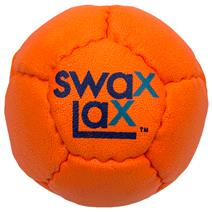 Swax Lax Lacrosse Training Ball - Orange