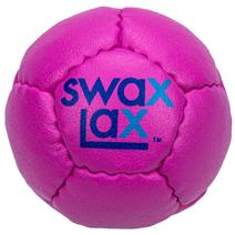 Swax Lax Lacrosse Training Ball - Pink
