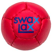 Swax Lax Lacrosse Training Ball - Red