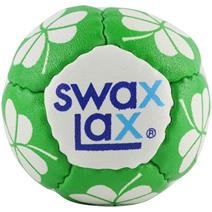 Swax Lax Lacrosse Training Ball - Shamrock