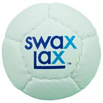 Swax Lax Lacrosse Training Ball - White