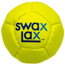 Swax Lax Lacrosse Training Ball - Yellow
