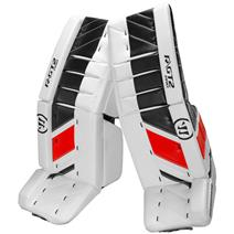 Jambières De Gardien De But De Hockey Ritual GT2 Pro De Warrior Pour Senior