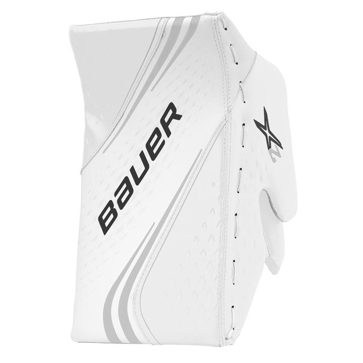 Bauer Vapor 2X Senior Goalie Blocker   Source For Sports