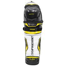 Bauer S19 Supreme Matrix Junior Hockey Shin Guards