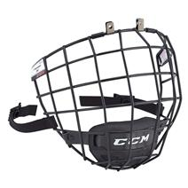 CCM 580 Senior Hockey Facemask - Black