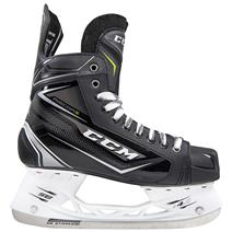 CCM Ribcor Silver Senior Hockey Skates - Source Exclusive