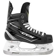 CCM Ribcor Silver Junior Hockey Skates - Source Exclusive