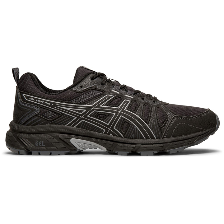 asics junior trail shoes leather