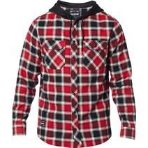 Fox Head Avalon Men's Hooded Flannel