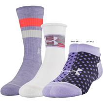 Under Armour Waterfall Triple Play Youth Socks