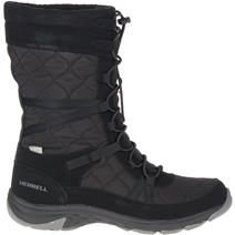 Merrell Approach Tall Women's Waterproof Boots - Black